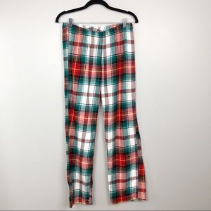 Old navy flannel pajama pants size small 578